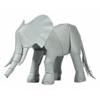 アフリカゾウ(超立体切り紙)