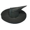 ハロウィン…魔女の帽子